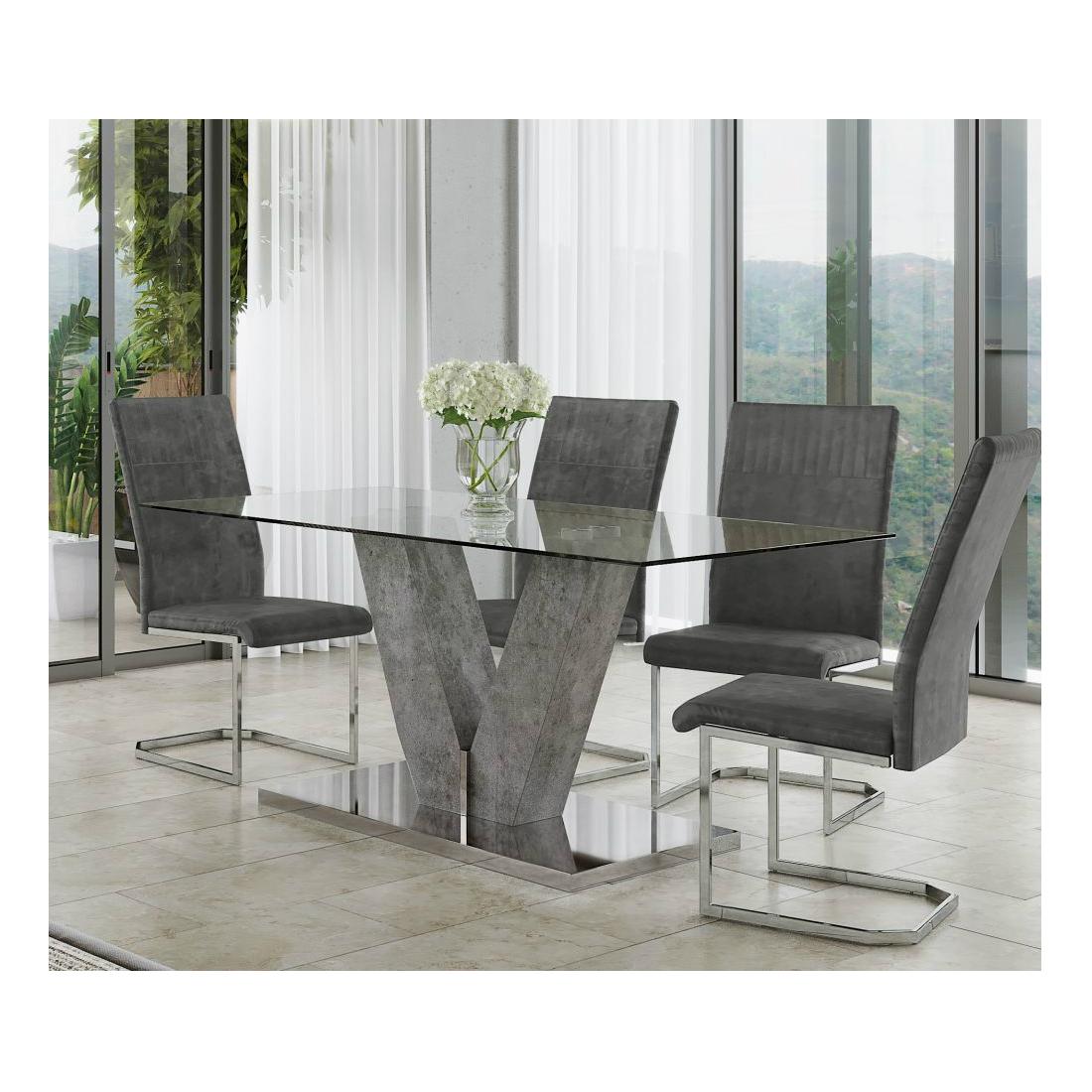 Cadence dining table