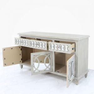 Bayside-Mirrored-Hampton-Style-3-Door-3-Drawer-Sideboard-Cabinet