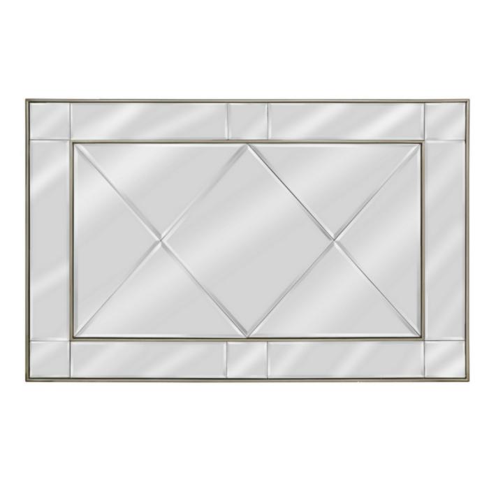 Grace Silver Wall Mirror