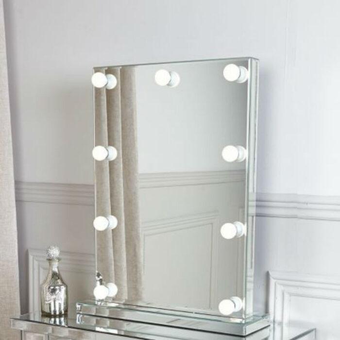 Brooklyn Mirror Broadway 9 Light Vanity Mirror