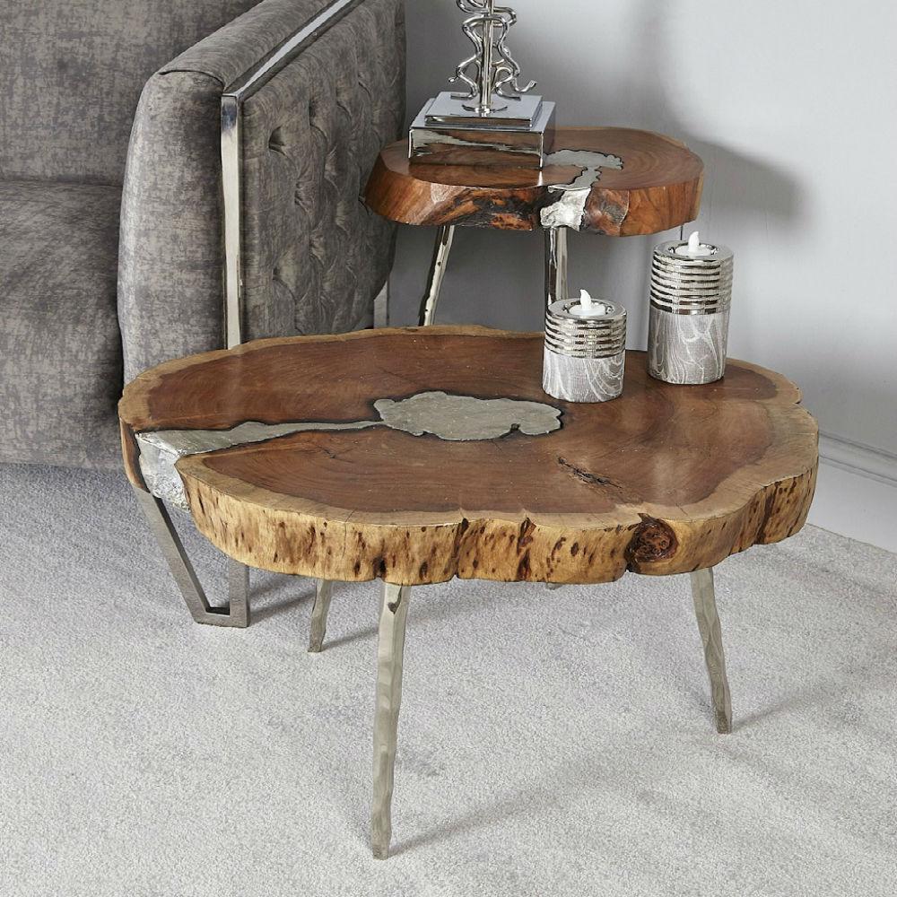 Nancy Wood Small Coffee Table Lightbox  C2 B7 Lightbox