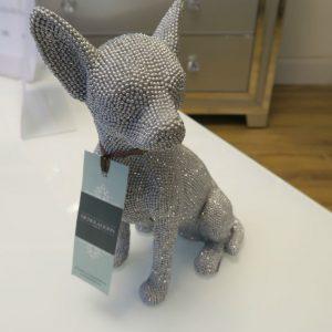 Diamante Chihuahua Figurine