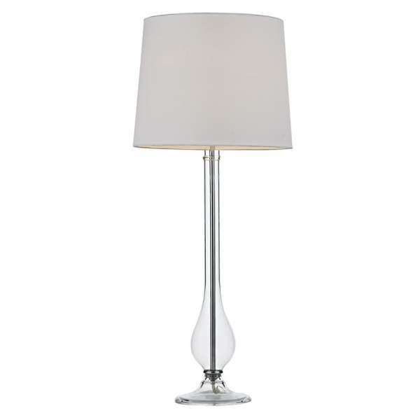 Dillon Glass Table Lamp