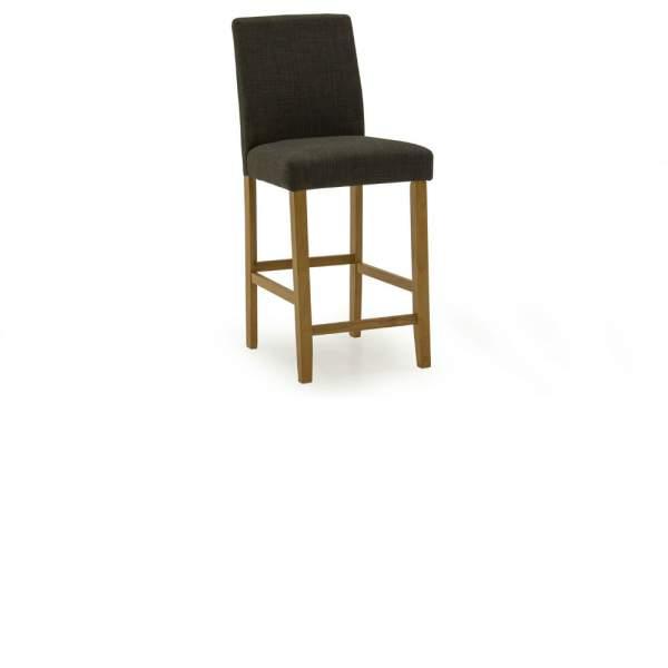 Evelyn Bar Chair Charcoal