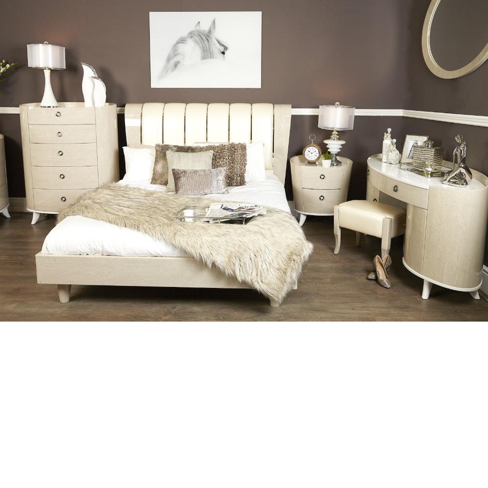 Ava Light Ivory stool