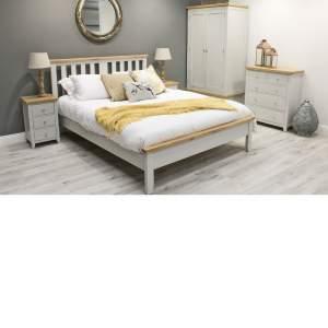 Ferndale 4'6 Low Footboard Bed
