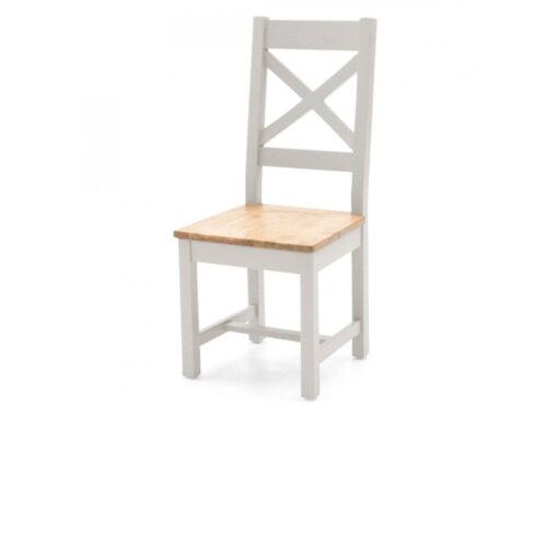 Ferndale Cross Back Assy Dining Chair