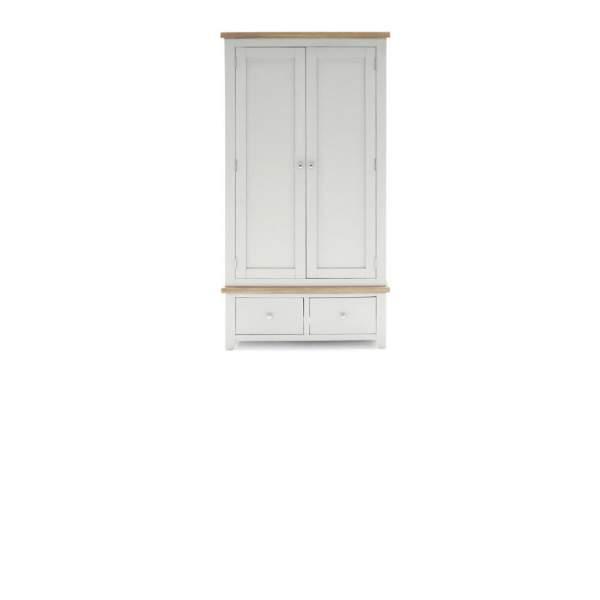 Ferndale 2 Door 2 Drawer Wardrobe