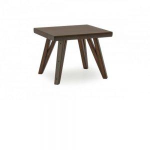 Gratiano Walnut Lamp Table