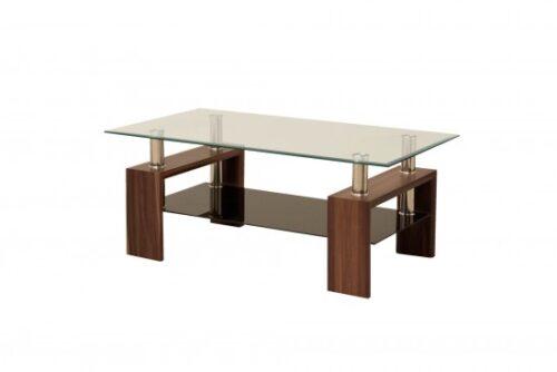 Maya Walnut Coffee Table