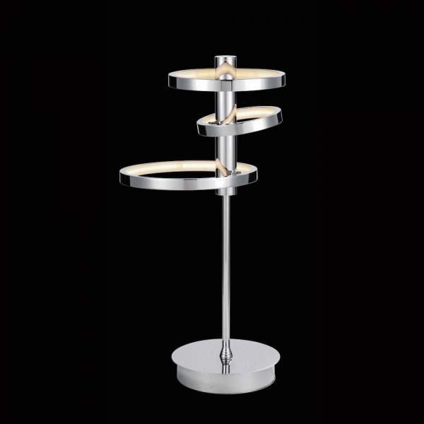Meridian LED 3 Light Table Lamp