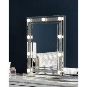 Milo Sparkle Broadway 9 Light Vanity Mirror