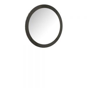 Movada Grey High Gloss Frame Mirror