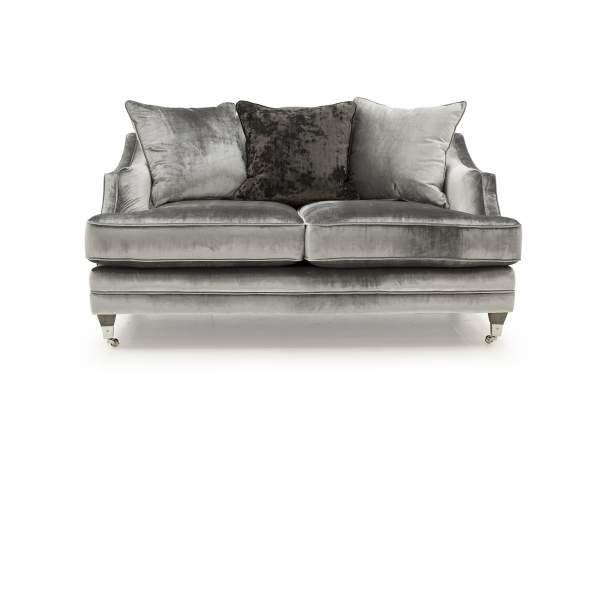 Belvedere Two Seater Velvet Sofa