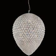 Olivio Large Crystal Pendant Light