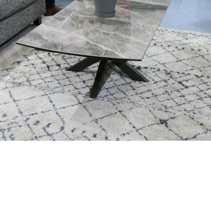 Vida Living Valerius Ceramic Coffee Table