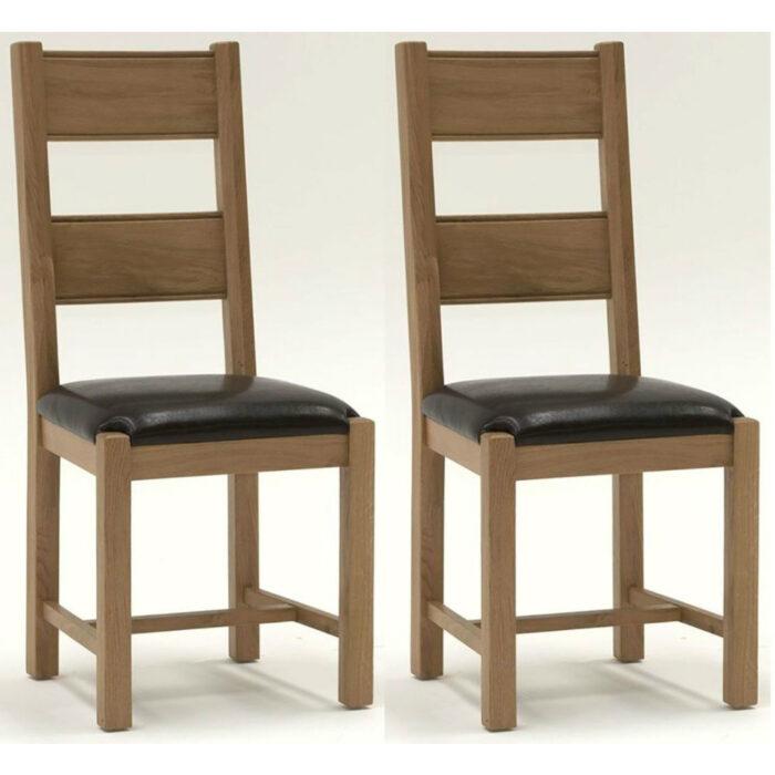 Vida Living breeze brown chair