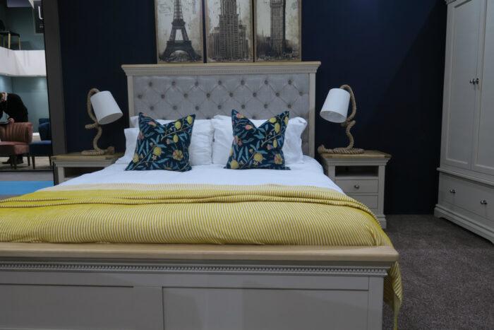 Vida living Winchester Bed