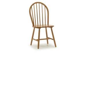 Windsor Honey Dining Chair