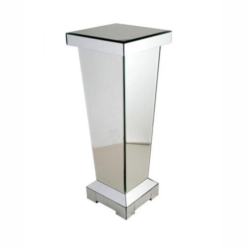 Hatton Mirrored Pedestal